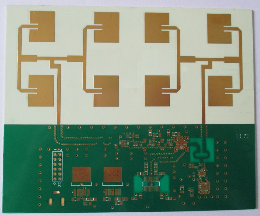 Aerospace defense industry PCB - Products - PCB Printed